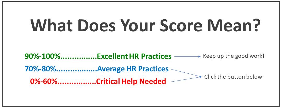 HR Checklist - Pathway HR Solutions