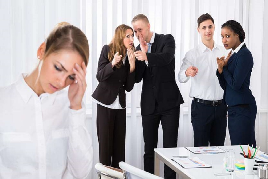 Workplace Harassment - Pathway HR Solutions