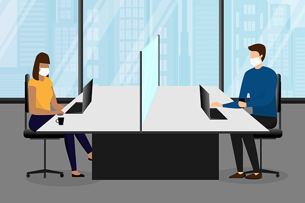 10 Tips for Bringing Employees Back to the Office COVID - Pathway HR Solutions