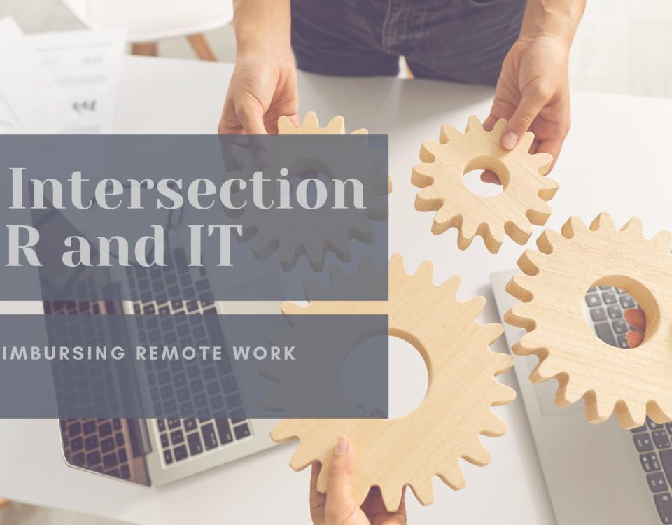 HR & IT Intersection: Part 3 - Reimbursing Remote Work Expenses - Pathway HR Solutions